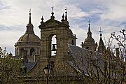 Pza de la Constitucion, San Lorenzo de El Escorial, España