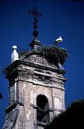 Convento de Santa Ana, Avila, España