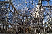 Camara Sony DSLR 390 Interior Palacio de Cristal aurelio oller ortega MADRID Foto: 30516