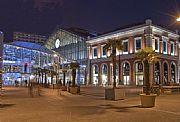 Estacion del Norte, Madrid, España