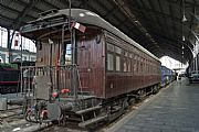 Museo del Ferrocarril, Madrid, España