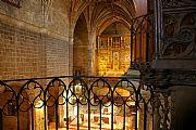 Monasterio de Santo Tomas, Avila, España