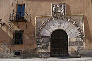Palacio de Quintanar, segovia, España