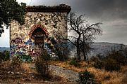 Camara Nikon D60 Ruinas del Castillo de Mataespesa aurelio oller ortega ALPEDRETE Foto: 30488
