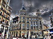 Plaza de Canalejas, Madrid, España