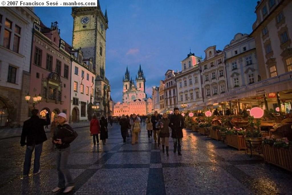 Praga Praga en carruaje Praga