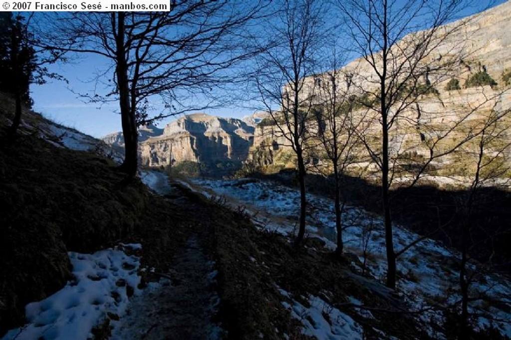 Ordesa Un camino facil Huesca