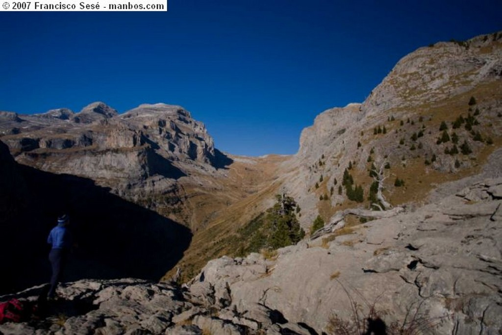 Ordesa Sarrio en Monte Sensa Huesca