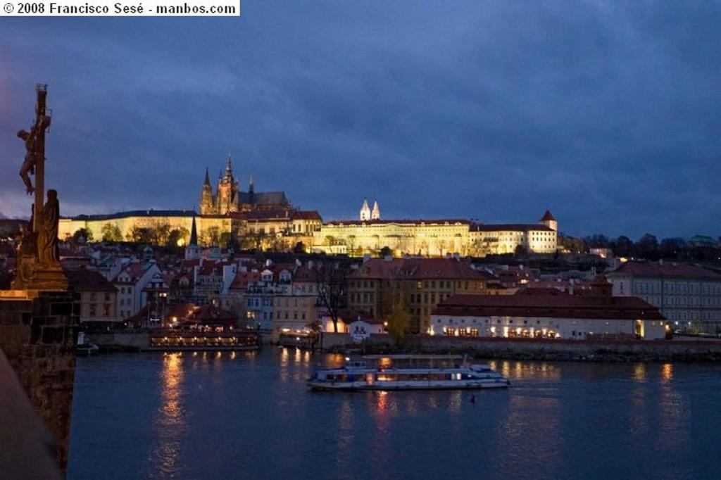 Praga Praga desde el Ayuntamiento Praga