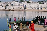 Camera Canon Eos 1v Lago de Brahma - Pushkar Francisco Sesé Gallery PUSHKAR Photo: 15928
