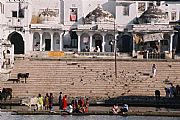 Camera Canon Eos 1v Ghats de Pushkar Francisco Sesé Gallery PUSHKAR Photo: 15929