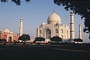Camara Canon Eos 1v Taj Mahal en Agra Francisco Sesé AGRA Foto: 15195