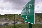 Camino del Cid, Daroca, España