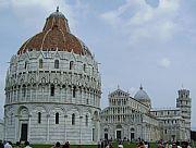 Camera Olympus Baptisterio, Duomo y Torre inclinada Gabriel García Fernández Gallery PISA Photo: 12086