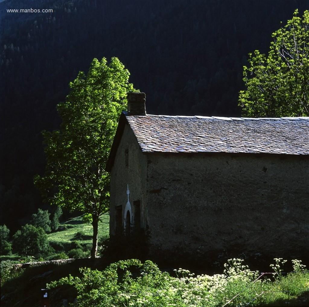 Andorra Rio Tristaina y Serrat de Coma Obaga y la Pleta Vella Andorra