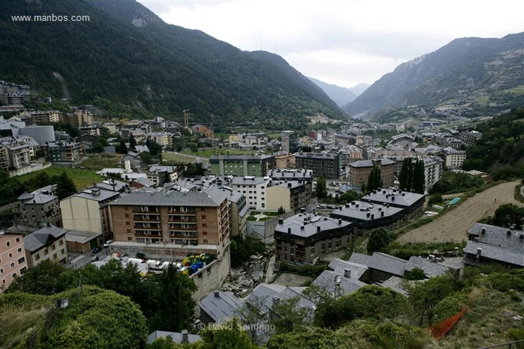Andorra Lasaña Andorra
