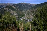 Camara Canon EOS-1Ds Mark II Panoramica de Ordino Andorra ORDINO Foto: 32230