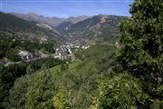 Camara Canon EOS-1Ds Mark II Panoramica de Ordino Andorra ORDINO Foto: 32229
