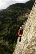 Camara Canon EOS-1Ds Mark II Via ferrata en Ordino Andorra ORDINO Foto: 32389