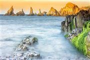 Cudillero, Playa del Silencio, España