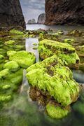 Camara Canon EOS-1Ds Mark III The Beach Of el Silencio  cudillero  asturias  spain Asturias PLAYA DEL SILENCIO Foto: 31706