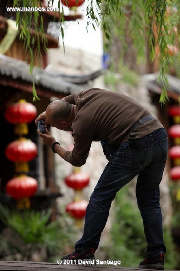Lijiang Old Town Lijiang - shangri La - yunnan - china Shangri La