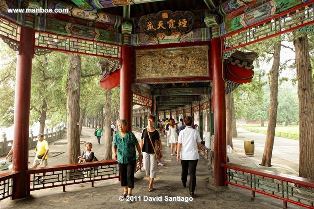 La Gran Muralla Great Wall At Mutianyu  beijing  china Beijing
