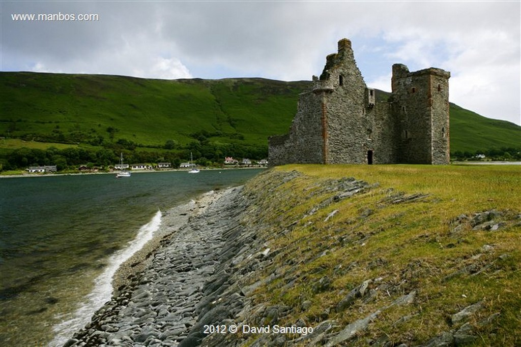 Isle of Arran Castillo de Brodick Isle Of Arran