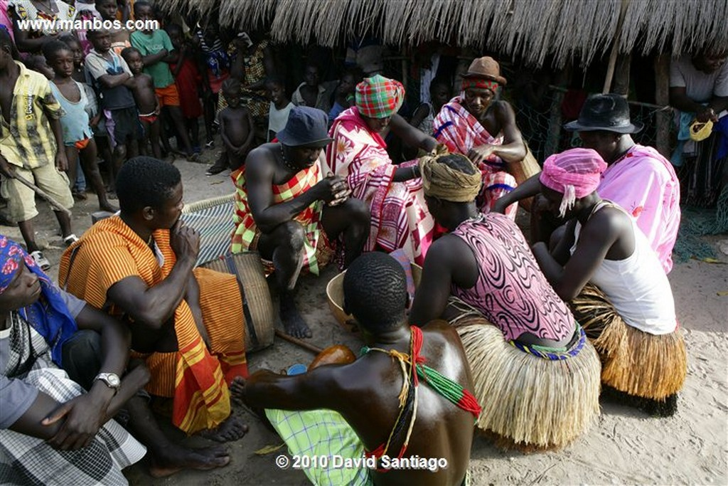 Islas Bijagos  Casamiento P n Orango Poilao Bijagos Guinea Bissau  Islas Bijagos