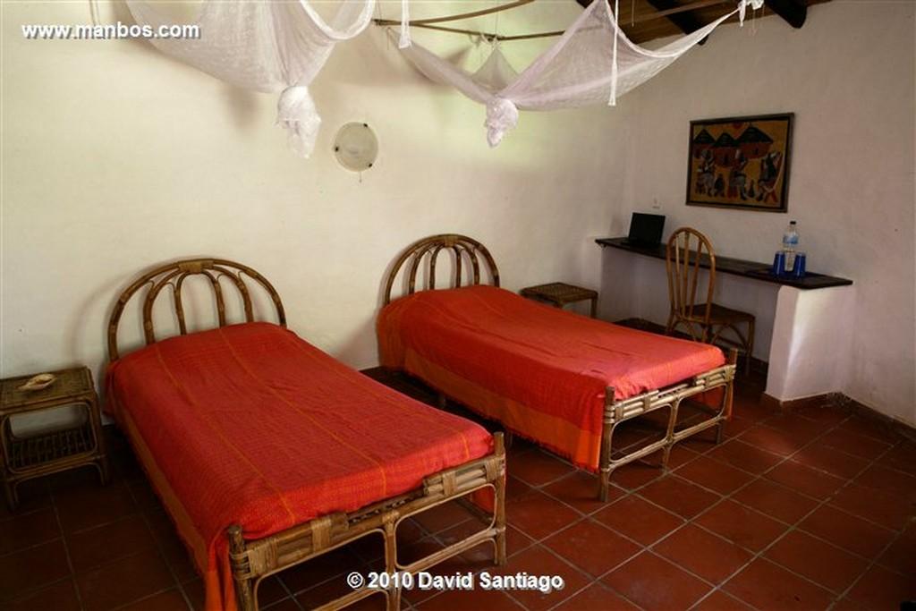 Islas Bijagos  Orango Parque Hotel Parque Nacional Joao Vieira Poilao Bijagos Guinea Bissau  Islas Bijagos