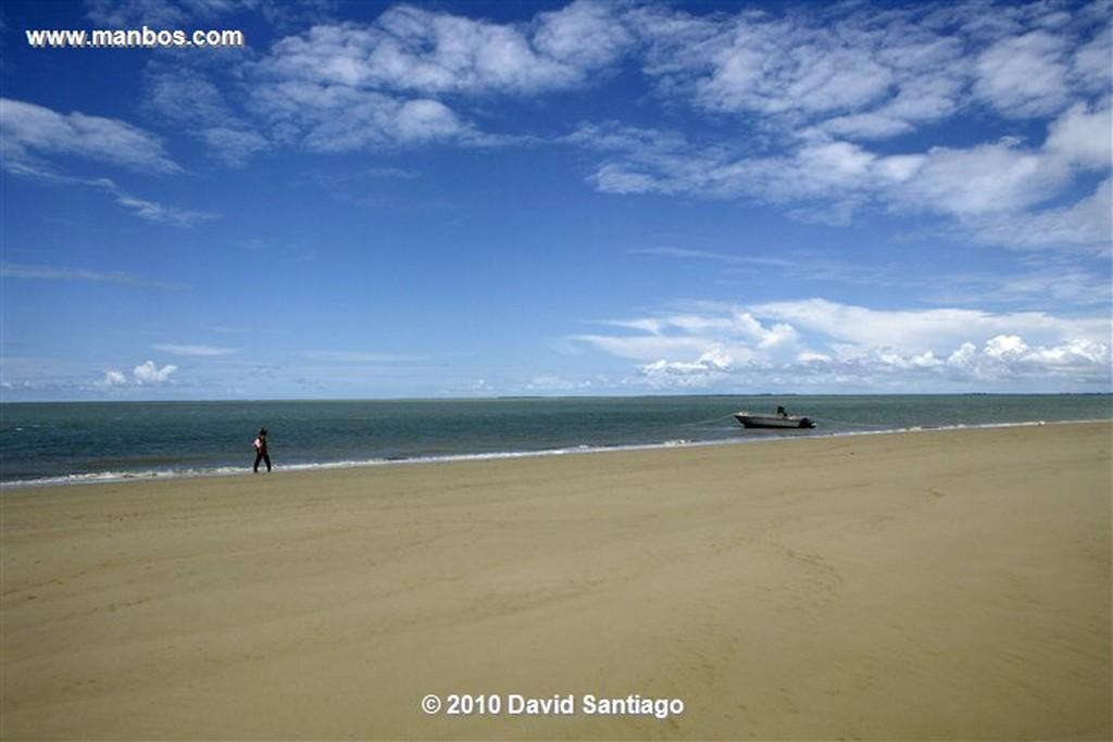 Islas Bijagos  Playa de Amudo Parque Nacional Orango Grande Bijagos Guinea Bissau  Islas Bijagos