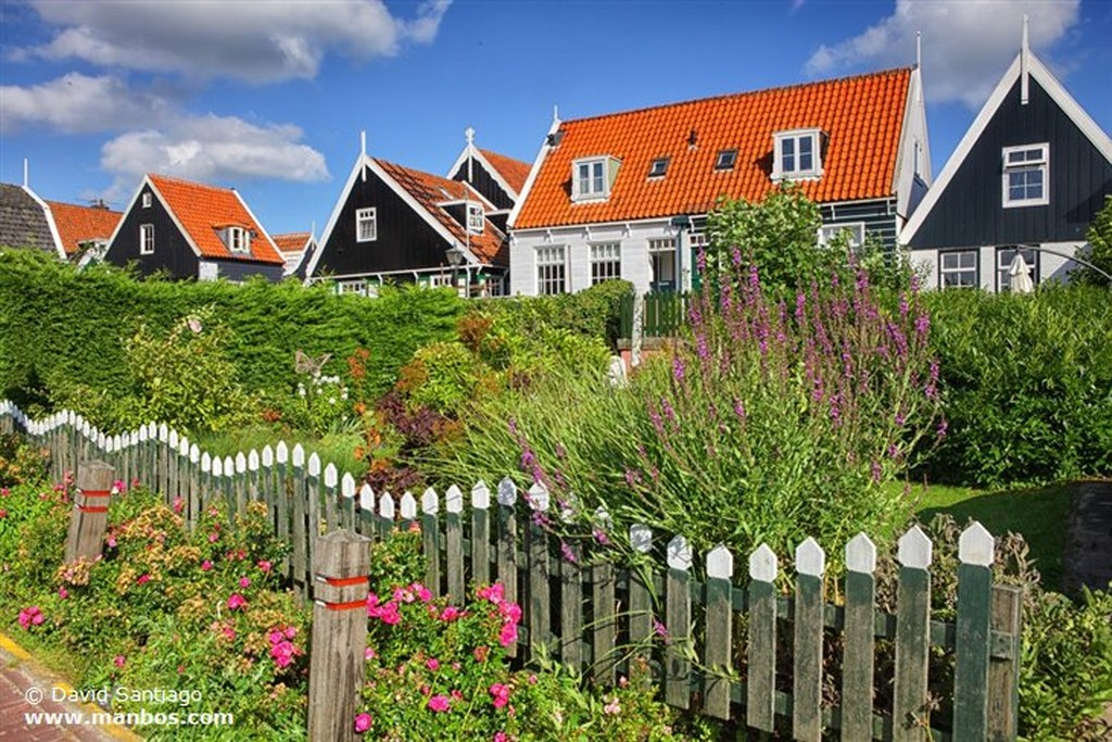 Volendam Holanda Holanda
