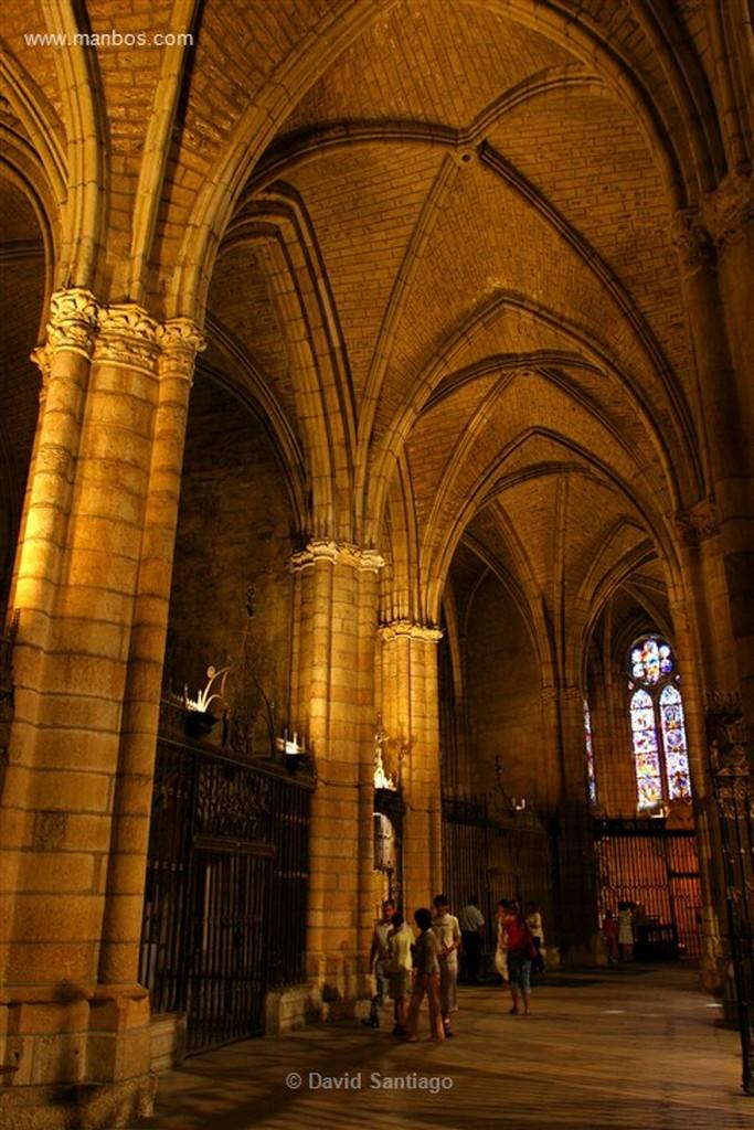 Leon Catedral de Leon Leon