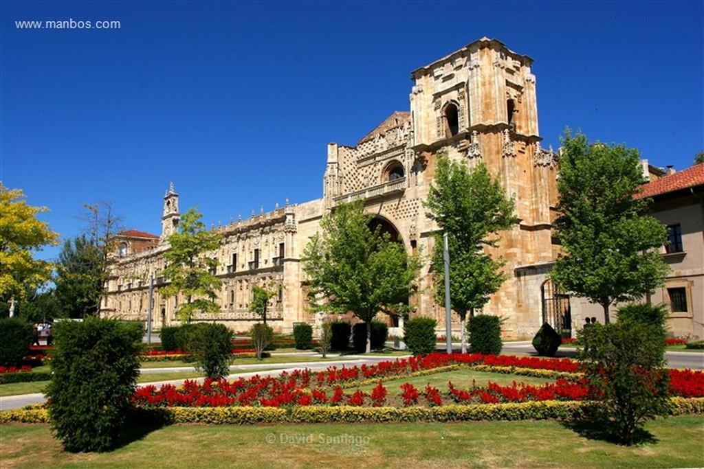 Leon Parteon en San Isidoro de los Reyes Catolicos  Leon Leon