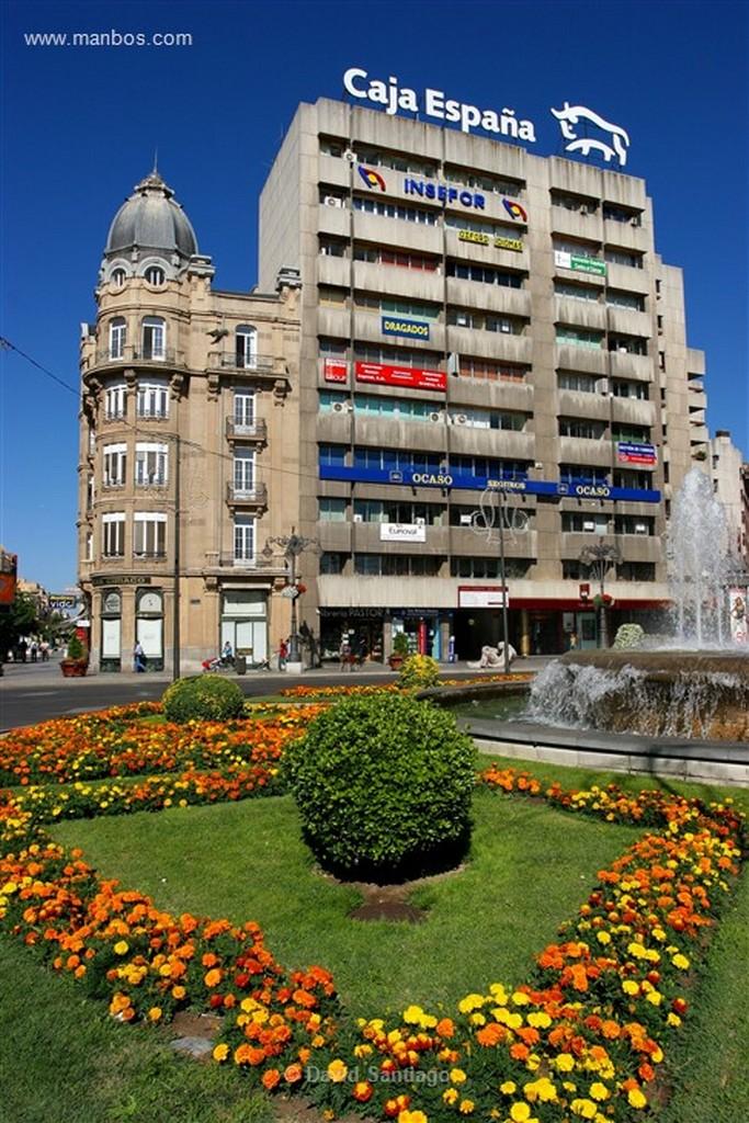 Leon Plaza de Santo Domingo en Leon Leon