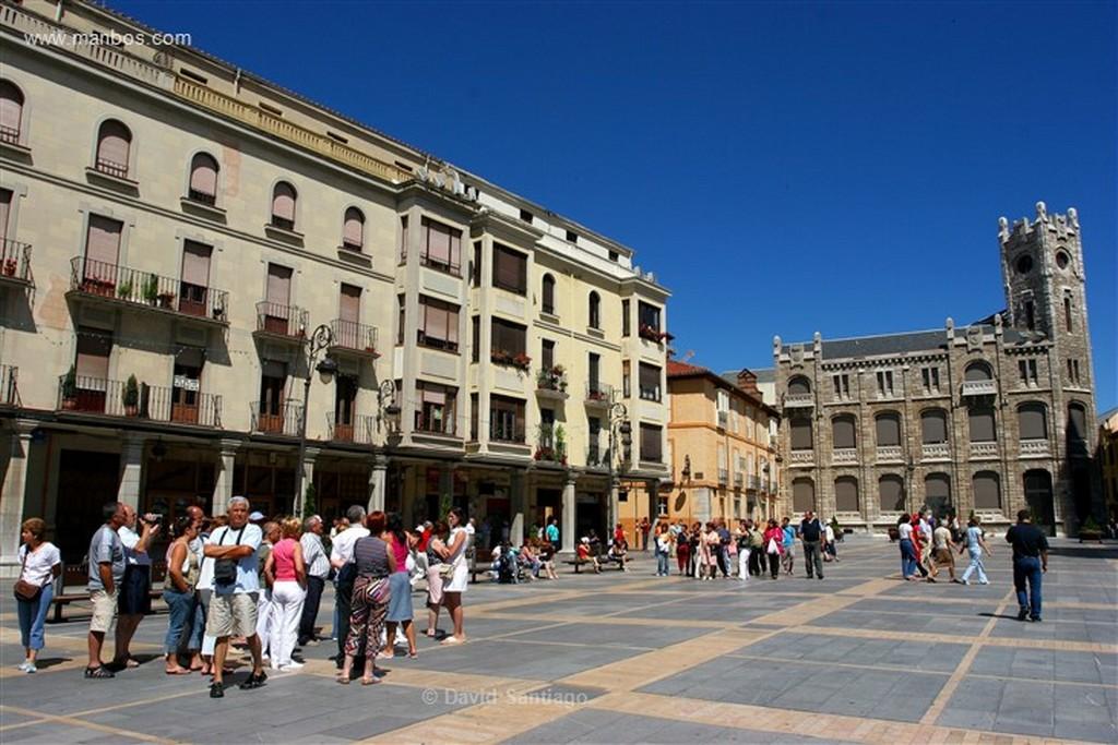 Leon Plaza San Marcelo en Leon Leon