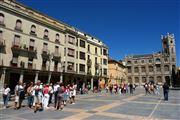 Plaza Regla, Leon, España