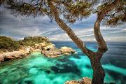 Calo Des Moro, Mallorca, España