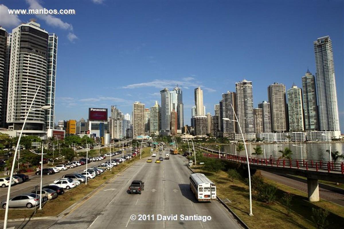 Panama Buildings In Panama City Panama