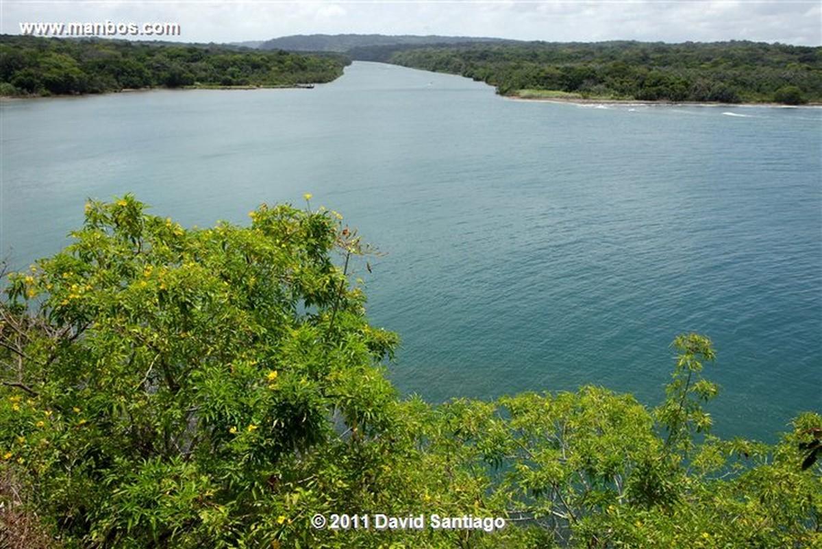 Panama Fort San Lorenzo Atlantic Ocean Edward Verson Colon