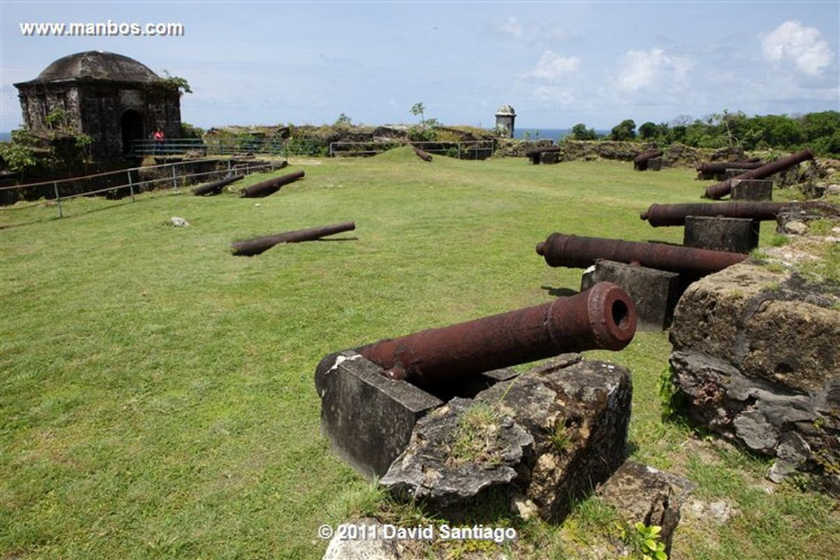 Panama Fort San Lorenzo Atlantic Ocean Edward Verson Colon