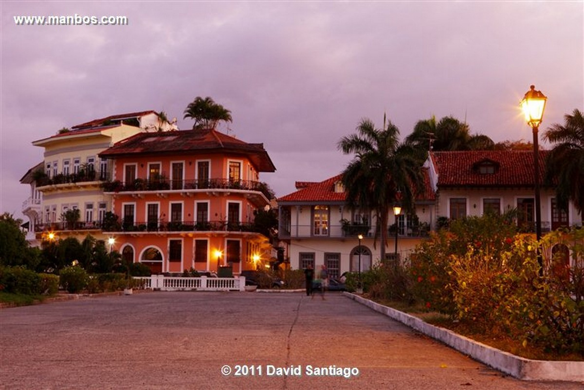 Panama Old Quarter Panama City Church Of San Felipe Neri Panma