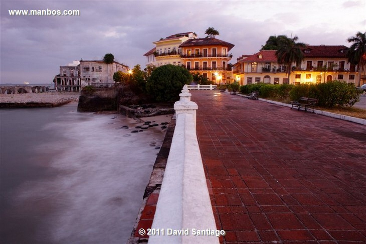 Panama Old Quarter Panama City Panma
