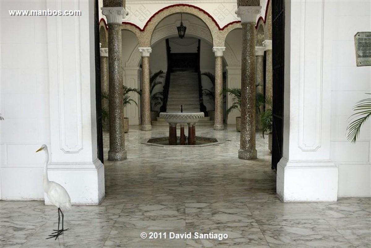 Panama Old Quarter Panama City Palacio de Las Garzas Panama