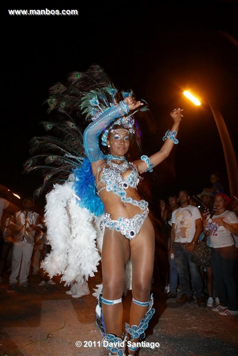 Panama Carnival In Panama City  misses Panama
