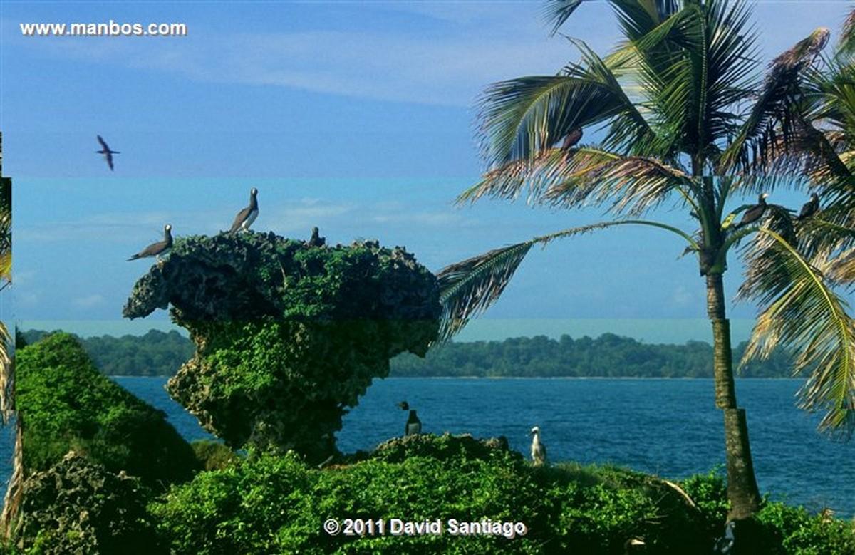 Panama Embera Indian Gatun Lake Panama