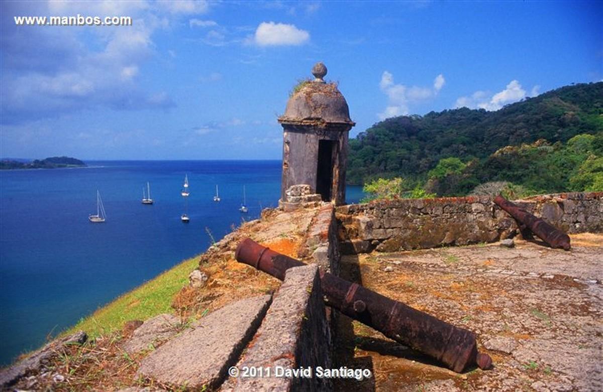 Panama San Fernando Fort  portobelo Panama