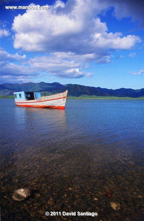 Panama Open Skies  small Islands And The Lush Coast Of The Veraguas Panama