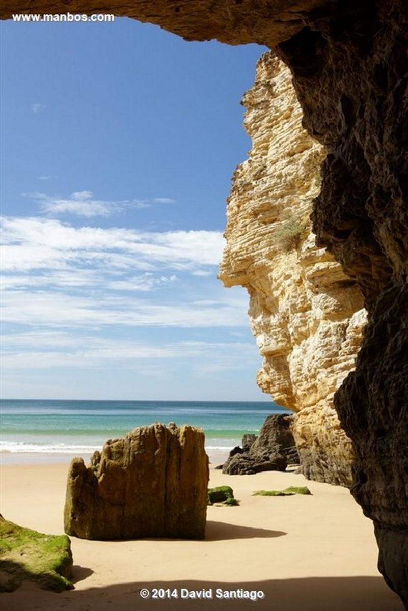 Aljezur Playa de Bordeira Algarve