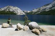 Hetch Hetchy Resvervoi, Yosemite , Estados Unidos